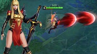 MARVEL Super War: MAGIK Phoenix Force Skin Gameplay