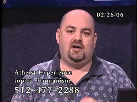 Atheist Experience #437: Humanism
