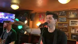 The Script - The Last Time - Live In Amsterdam Irish Pub Hoopman - 11 October 2019