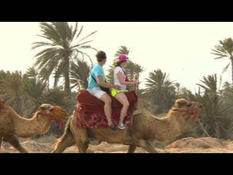 In Tunisia's Djerba, visitor numbers cheer tourism sector