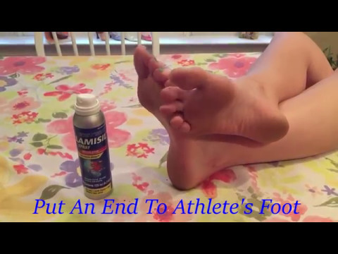 Lamisil AT For Women – Put An End To Athlete's Foot (2018)