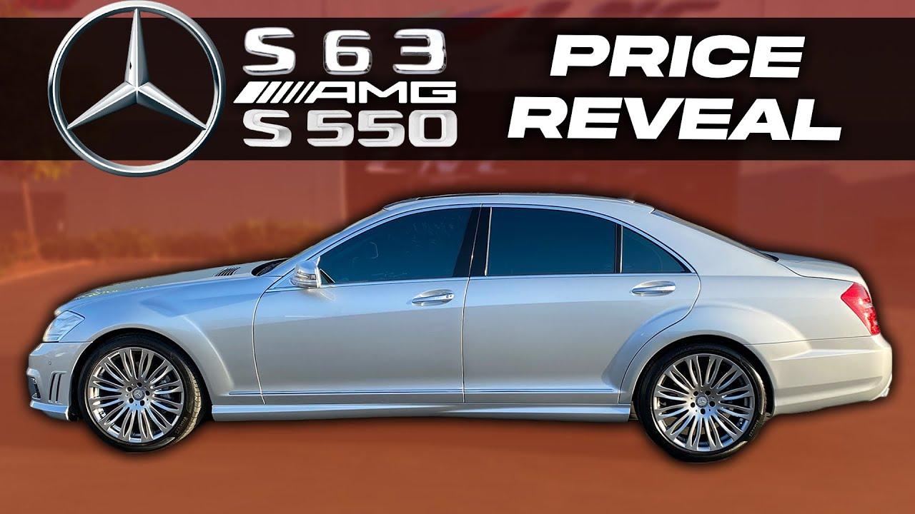 REBUILDING STORM DAMAGED MERCEDES S550 W221 PRICE $$$ REVEAL PART #5