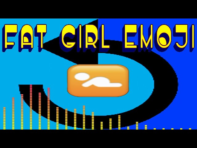 Fat Girl Emoji