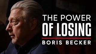 WHY LOSING IS AS IMPORTANT AS WINNING - Boris Becker | London Real