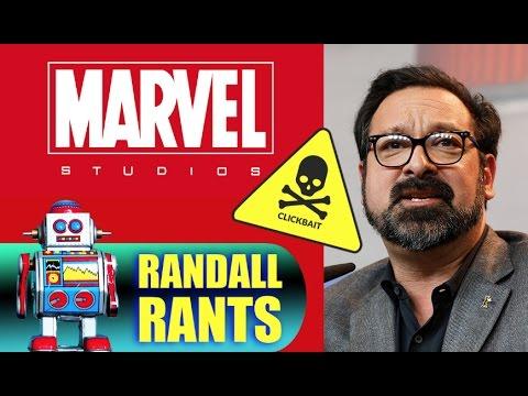 LOGAN Director James Mangold vs Clickbait & Marvel - RANDALL RANTS #4