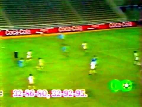 UEFA Cup-1991/1992 Real Madrid - Slovan Bratislava 1-1 (02.10.1991)