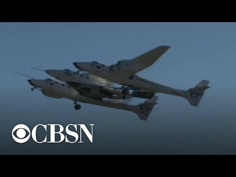 Virgin Galactic moving operations to spaceport in New Mexico