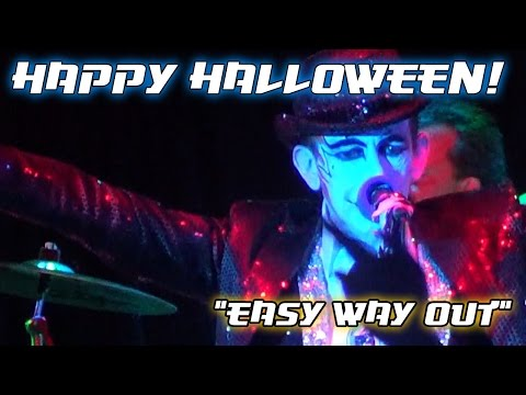 """Happy Halloween from the Adicts!  """"Easy Way Out"""" in 4 different cities!"""