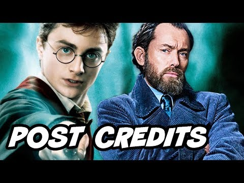 Fantastic Beasts 2 Ending Scene - Major Harry Potter Changes Explained