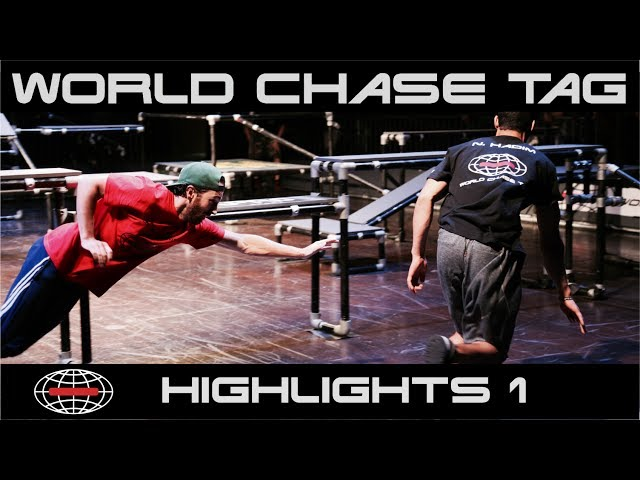 WCT2 –  Highlights 1 – The London Chase Off
