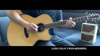 #Test 1: Blackstar - Fly3 Acoustic