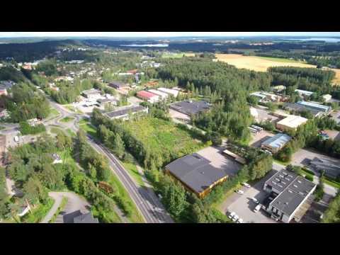 Residential area Suorama. Kangasala - Finland