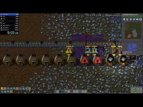 Factorio Tutorials: 0 15 Nuclear Power Setup & Ratios
