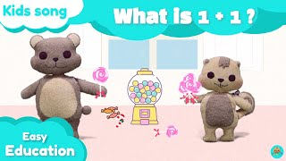 Addition song(1+1 to 12+1) - Educational song for kids ㅣ Suni.B kids songs