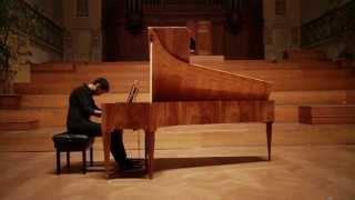 Schubert Sonate D 960 B dur, Molto Moderato - Javier Toledo pianoforte