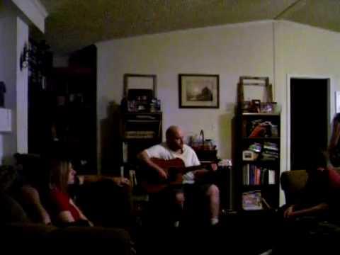 David Reed sings Dixie as He Died