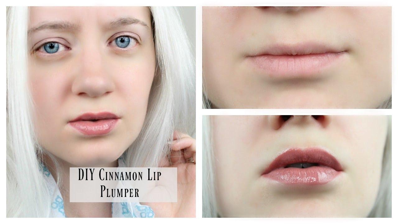 DIY Cinnamon Lip Plumper | Does it Actually Work?