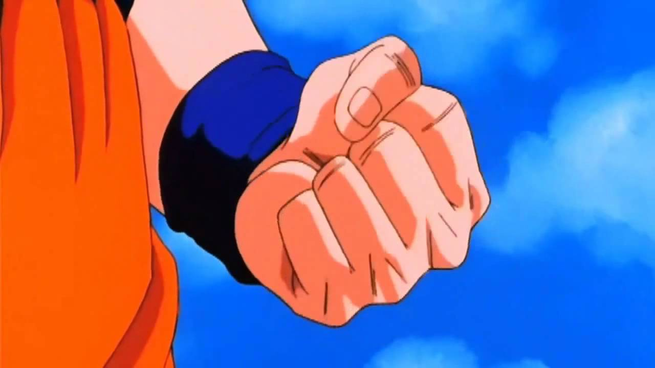 Goku Super Saiyan 3 vs Super Buu (Gotenks Absorbed) (HD ...