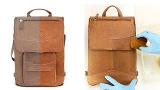 Leather Restoration - Vintage | MacCase Premium Leather