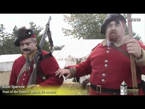 The Purdue Exponent - Feast of the Hunters' Moon Interview with Re-enactors
