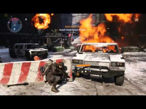 The Division - Story Mission: Grand Central Station