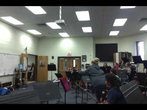 Dynamics Lesson- North Fork Middle School
