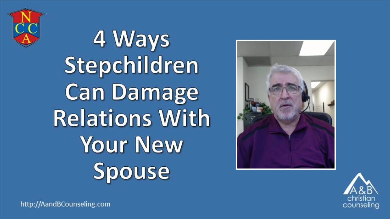 How to Deal with a Stepchild
