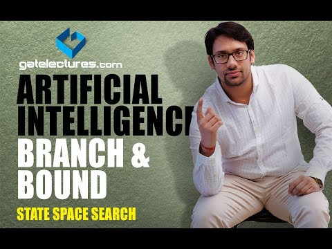 Artificial Intelligence - Branch and Bound - State Space Search (Ai)