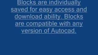 How To Get Free Autocad Blocks 12,000 + Draftsman