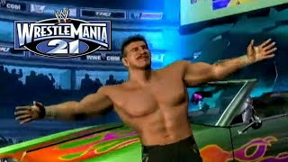WWE WrestleMania 21 - Top 10 Entrances