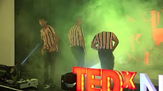 DANCE PERFORMANCE   NOSTALGIA DANCE CREW   TEDxNitteDU