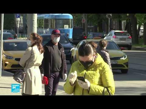 فيروس كورونا.. روسيا متهمة بإخفاء الرقم الحقيقي لضحايا كورونا  - نشر قبل 24 ساعة