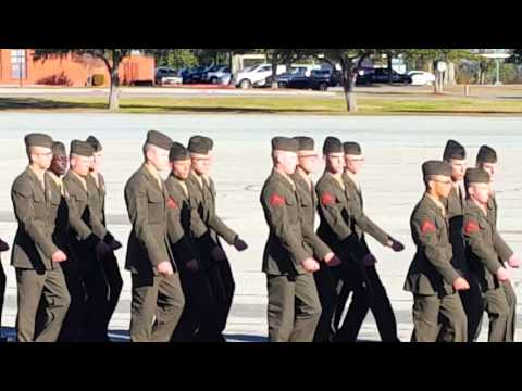 US Marine Corps Graduation -Parris Island SC