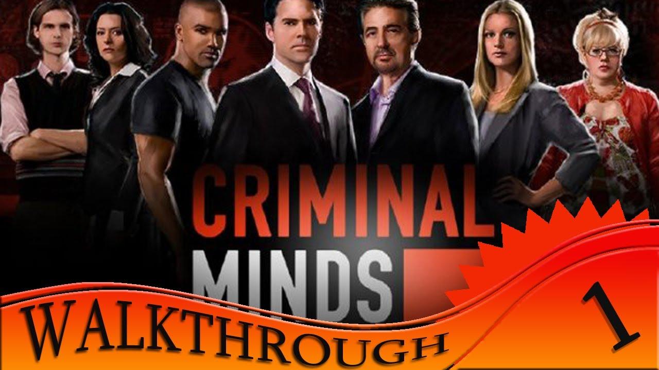 Sarjaseuraaja Criminal Minds