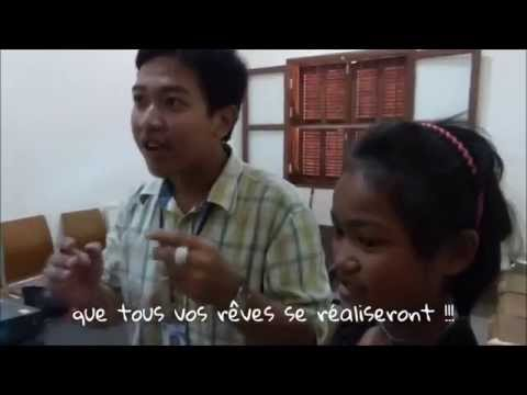 Globe Dreamers : Rêves de Pour un sourire d'enfants (Phnom Penh - Cambodge)