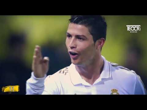 Ronaldo & Messi   20 Magical Free Kick Goals Will Make You Say WOW HD