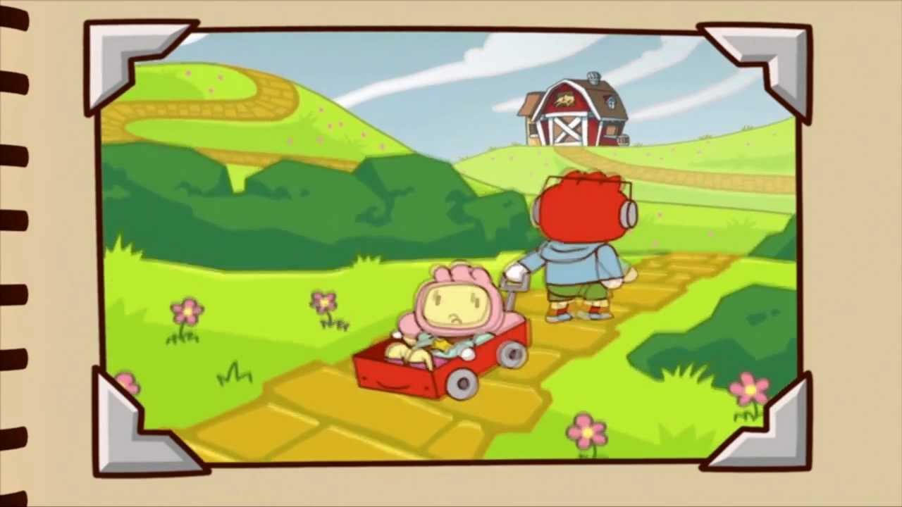 Scribblenauts Unlimited w/ Agrsn #0: Intro
