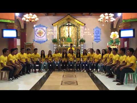 Ginhahalad Ko, O Dios (Melvin Corpin)  Schola Cantorum - Diocese Of Borongan
