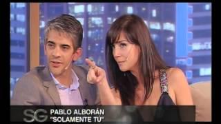 """""""Solamente tu"""" Pablo Alborán - Susana Giménez"""