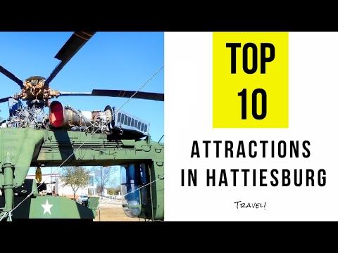Top 10. Best Tourist Attractions in Hattiesburg - Mississippi