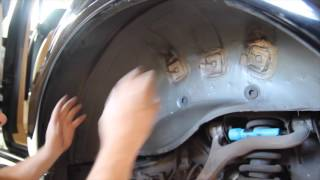 Mercedes ML430 ML320 Fuel Filter Replacement