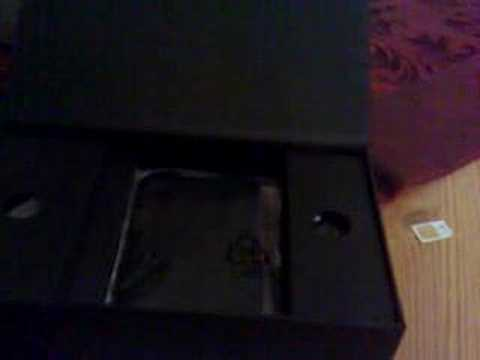 Htc Touch Cruise Unboxing