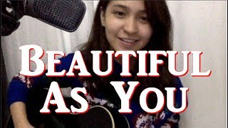 Beautiful As You - All 4 One (Cover) - Rie Aliasas