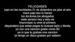 Baixar Daddy Yankee - improvisando en el Estudio (Letra / Lyrics)