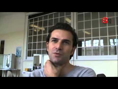 Vidéoblog d'Alain Carrazé 2010  26  Engrenages : Grégory Fitoussi