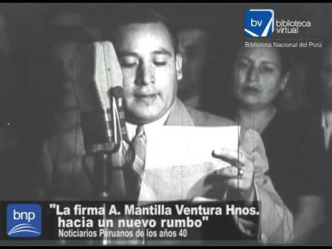 La firma A  Mantilla Ventura Hnos  hacia un nuevo rumbo