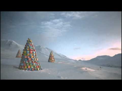 More4 Christmas Ident 2012 - Tundra (day ident)