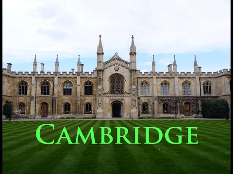 CAMBRIDGE - Spring City Tour in the world-famous Universities - GoPro