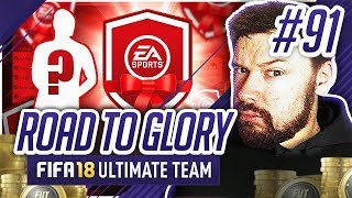 FUTMAS SBC BUNDLE! - #FIFA18 Road to Glory! #91 Ultimate Team