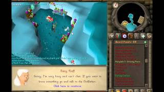 Runescape 2007 Fairy Tales Part 1 Growing Pains { COMMENTARY ] Old School OSRS